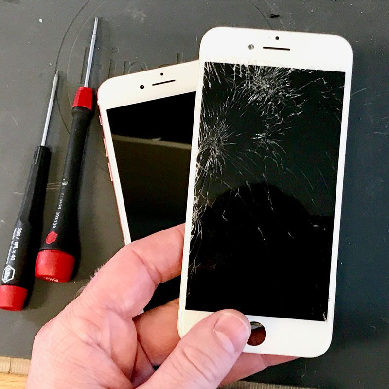 Give the Gift of an Almost-New iPhone: With Screen Repair